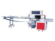 Dual Frequency Flow Packaging Machine